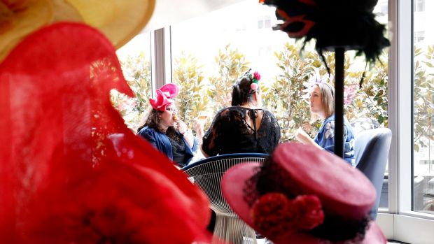 Spring racing 2017: bows, turbans a winning bet for a hat-trick