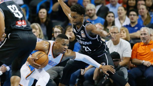Melbourne United were one of the big winners of the year after taking centre stage against Oklahoma City and almost ...
