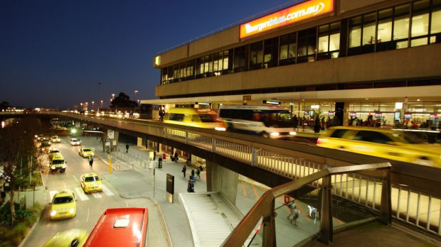 Taxi drivers have been fined for refusing short fares at Melbourne Airport.