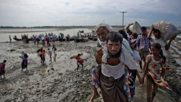 More than half a million Rohingya have fled from Myanmar in just over a month, the largest refugee crisis to hit Asia in ...