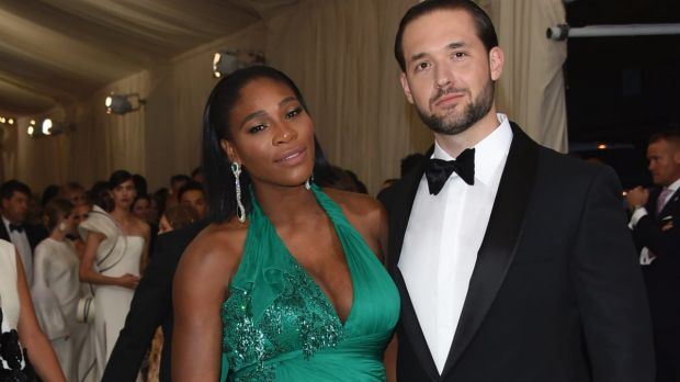 Serena Williams and Alexis Ohanian marry in New Orleans: reports