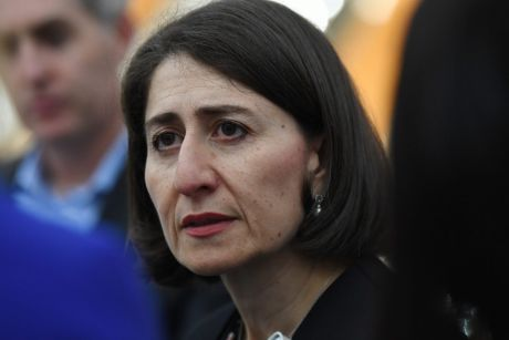Premier Gladys Berejiklian says large swings against the government are typical of byelections.