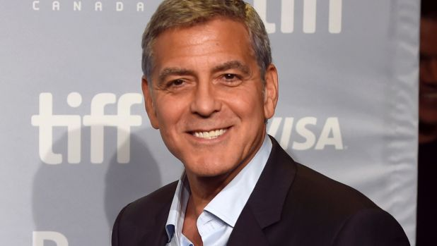 George Clooney says he was unaware of Weinstein's casting couch over a 20-year relationship.