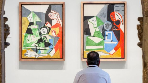 Museu Picasso features more than 4000 original works by Pablo Picasso.