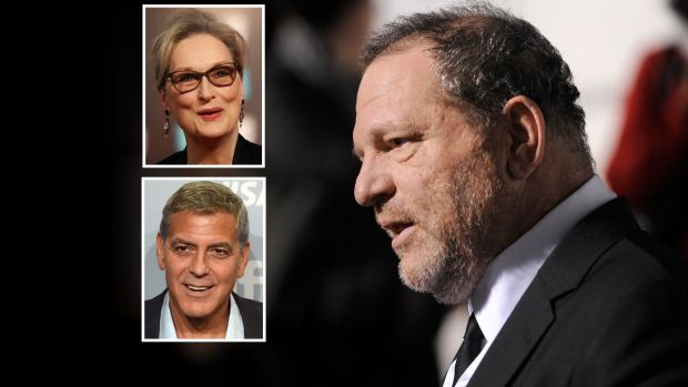 Weinstein allegations show just how deep 'don't ask, don't tell' culture runs