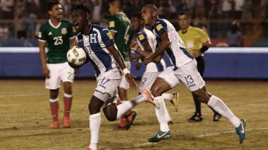 Tough travels: Honduras face Australia over two legs to decide who moves on to the next stage.