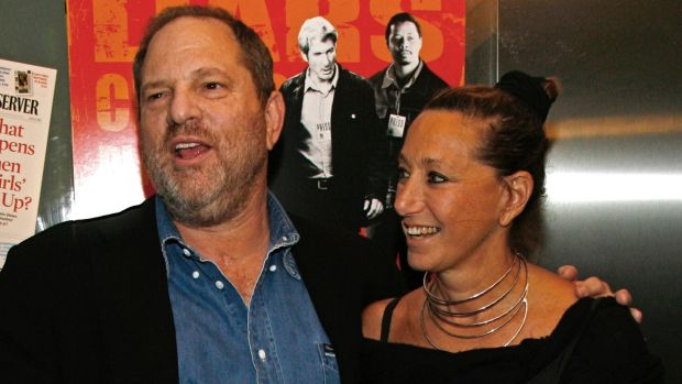 Designer Donna Karan has drawn stinging criticism after appearing to justify Harvey Weinstein's actions.