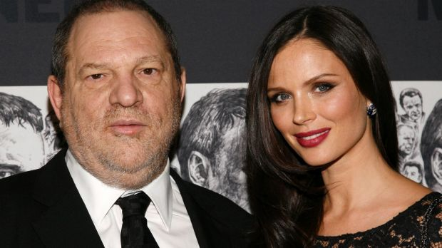 Georgina Chapman wants divorce from Harvey Weinstein