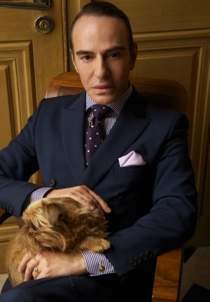 John Galliano spent several years in exile after his sacking from Dior after an antisemitic rant before the fashion ...