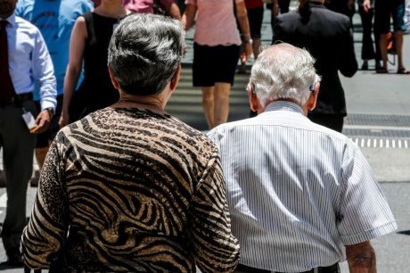 The report argues the current 9.5 per cent rate is adequate to fund a decent retirement income for the typical worker.