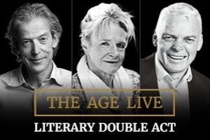 The Age Live: Literary Double Act