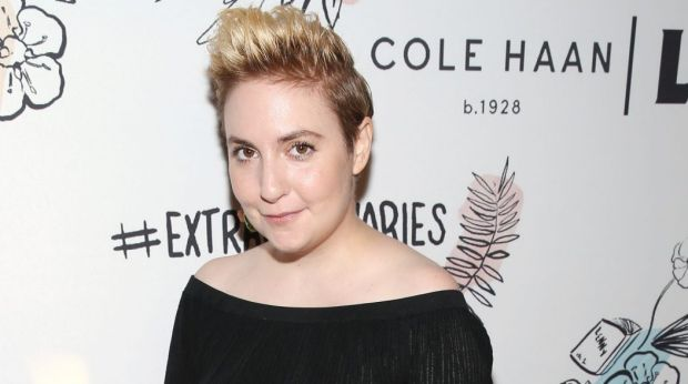 Lena Dunham recently opened up about her experiences of developing a skin condition as an adult.