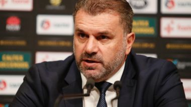 Socceroos head coach Ange Postecoglou has yet to address reports that he is leaving the national side.