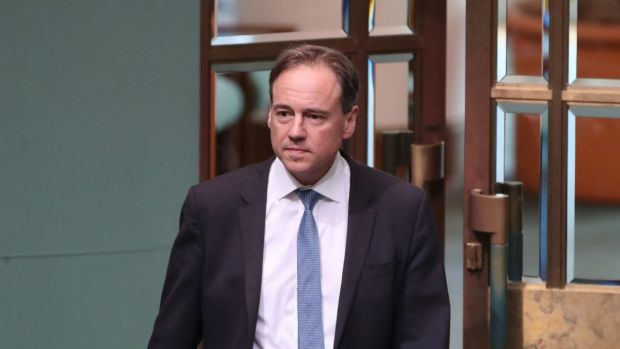 Health Minister Greg Hunt announced changes to health insurance on Friday.