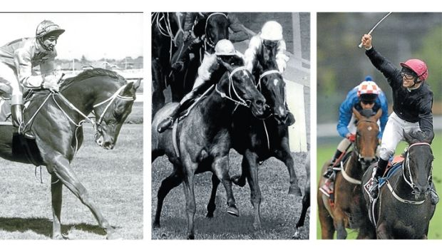 Honour roll: Guineas winners Luskin Star (1977), Manikato (1978) and Lonhro (2001) are held in high regard at Caulfield. ...