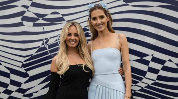 Kate Waterhouse leads the fashion pack at The Everest