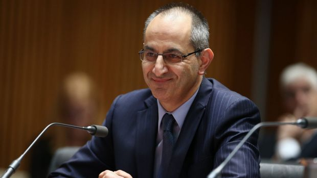 Will Home Affairs Department chief Mike Pezzullo pocket an $85,000 pay rise?