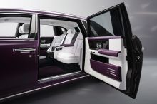 The Rolls-Royce Phantom can quickly double in price as soon as the luxury add-ons start.