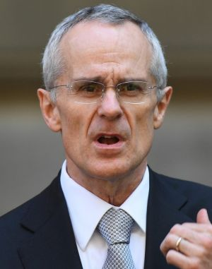 Rod Sims, chairman of the Australian Competition and Consumer Commission.