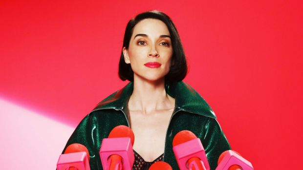 St Vincent shoots for the mainstream with exciting results.