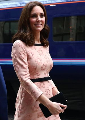 The Duchess of Cambridge has debuted a shorter hairstyle during her second engagement since announcing that the royals ...