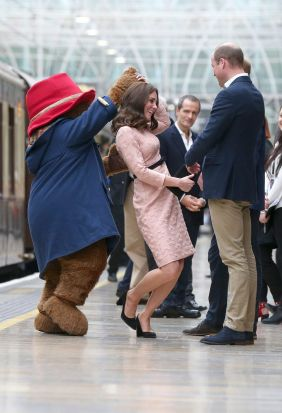 Duchess of Cambridge used the art of dance to ward off her third bout of extreme morning sickness on October 16, 2017.  ...