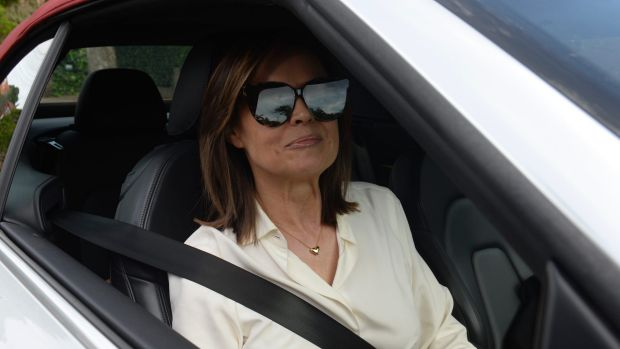 Lisa Wilkinson after the news of her departure from Channel Nine. The public knew she was the real star of <i>Today</i>.