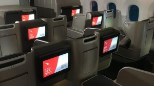 There was a total of 22 million hours of in-flight entertainment viewed on Qantas flights in 2017.