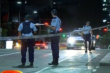 A gang allegedly went on a rampage through Sydney, robbing six people.