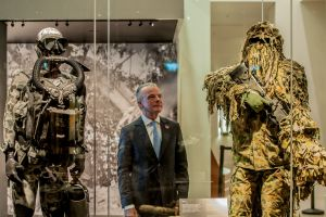 Special Operations Command (SOCOMD) has supported the Australian War memorial in the launch of the Special Forces ...