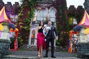 Conor McGregor held a christening party for his son which spared no expense.
