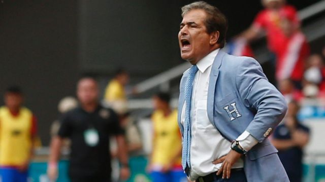 Huge ask: Honduras coach Jorge Luis Pinto has labelled FIFA's scheduling as 'inhumane'.