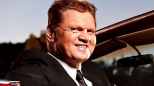 Riding into the sunset: Paul 'Fatty' Vautin hosted <I>The Footy Show</I> for 24 years.