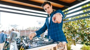 Live DJs, runways and canapes - the Caulfield Cup has become a first class experience.