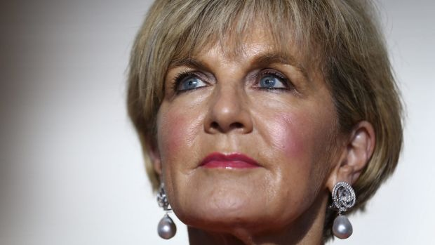 Julie Bishop, the deputy Liberal party leader, will step up as acting Prime Minister.