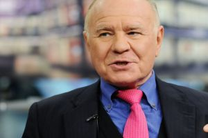 'Dr Doom' Marc Faber.