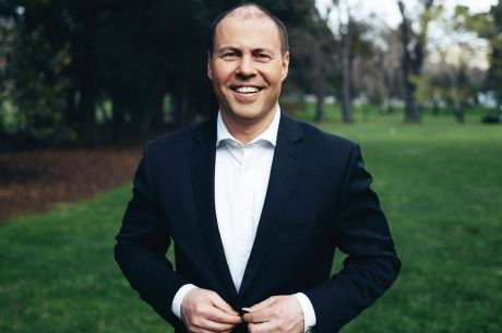 """I would still rather be in Roger Federer's position than be prime minister of Australia,"" says Frydenberg."