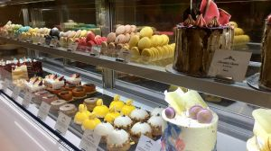Patisserie and cafe Passiontree Velvet is open in Canberra Centre's Monaro Mall beauty precinct.