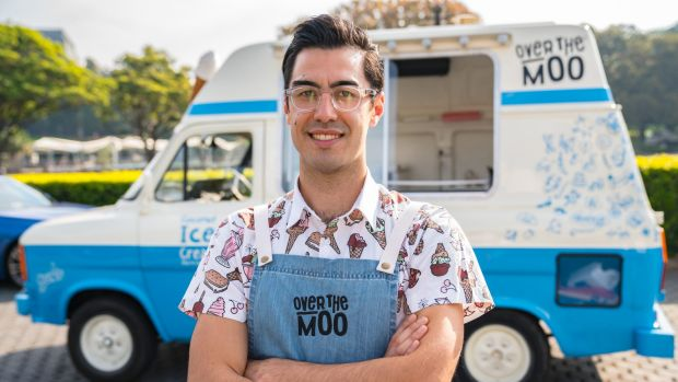 Alex Hauseman is the founder of Over the Moo.