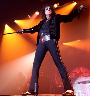Alice Cooper may be getting older but his defining sense of theatricality remains.