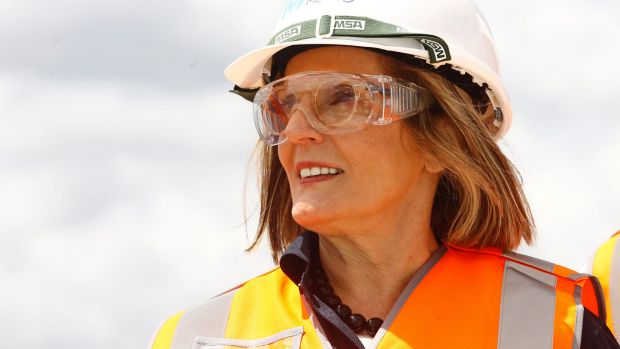 Greater Sydney Commissioner Lucy Turnbull on Sunday formally handed the government the commission's new strategy, the ...