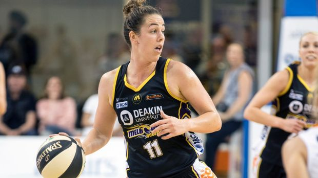 Melbourne Boomers captain Jenna O'Hea remains under an injury cloud.