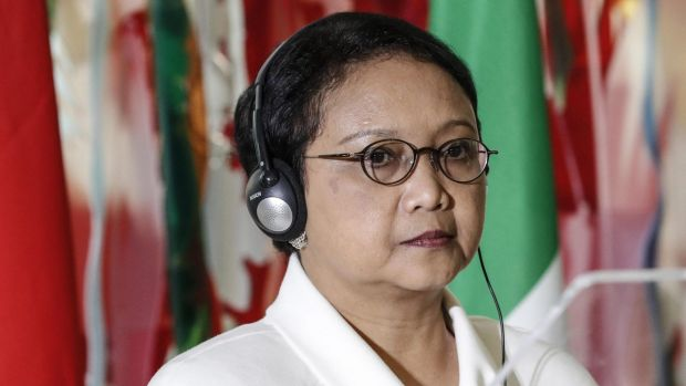 Indonesian Foreign Minister Retno Marsudi will press for an explanation from the US.