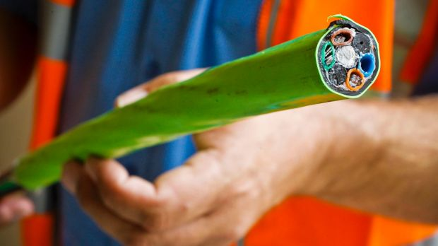 Labor won't fully return to its original expensive plan to deliver fibre to 93 per cent of households and businesses.