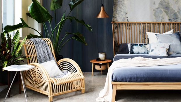 For stylish, durable indoor and outdoor furniture, get weaving