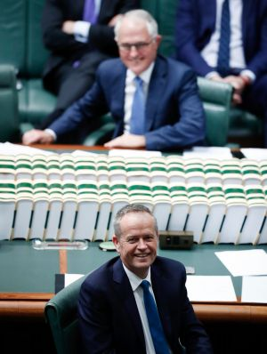 Opposition Leader Bill Shorten will try to make life as difficult as possible for Prime Minister Malcolm Turnbull when ...
