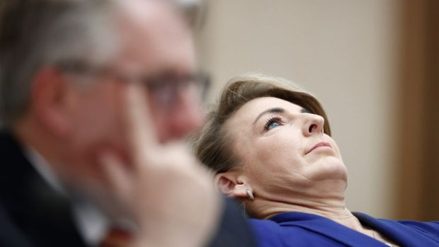 Employment Minister Michaelia Cash admitted on Wednesday night that she had been wrong and one of her advisers had ...