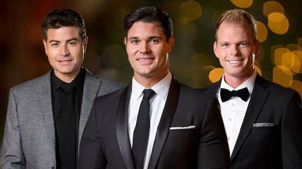 Slim pickings: The Bachelorette's final three, now reduced to two, represented perfectly the three major categories into ...
