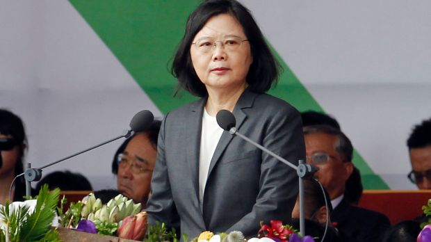 The trip to the United States will be Taiwanese President Tsai Ing-wen's second this year.