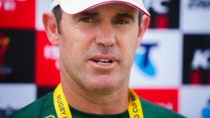In waiting: Brad Fittler.